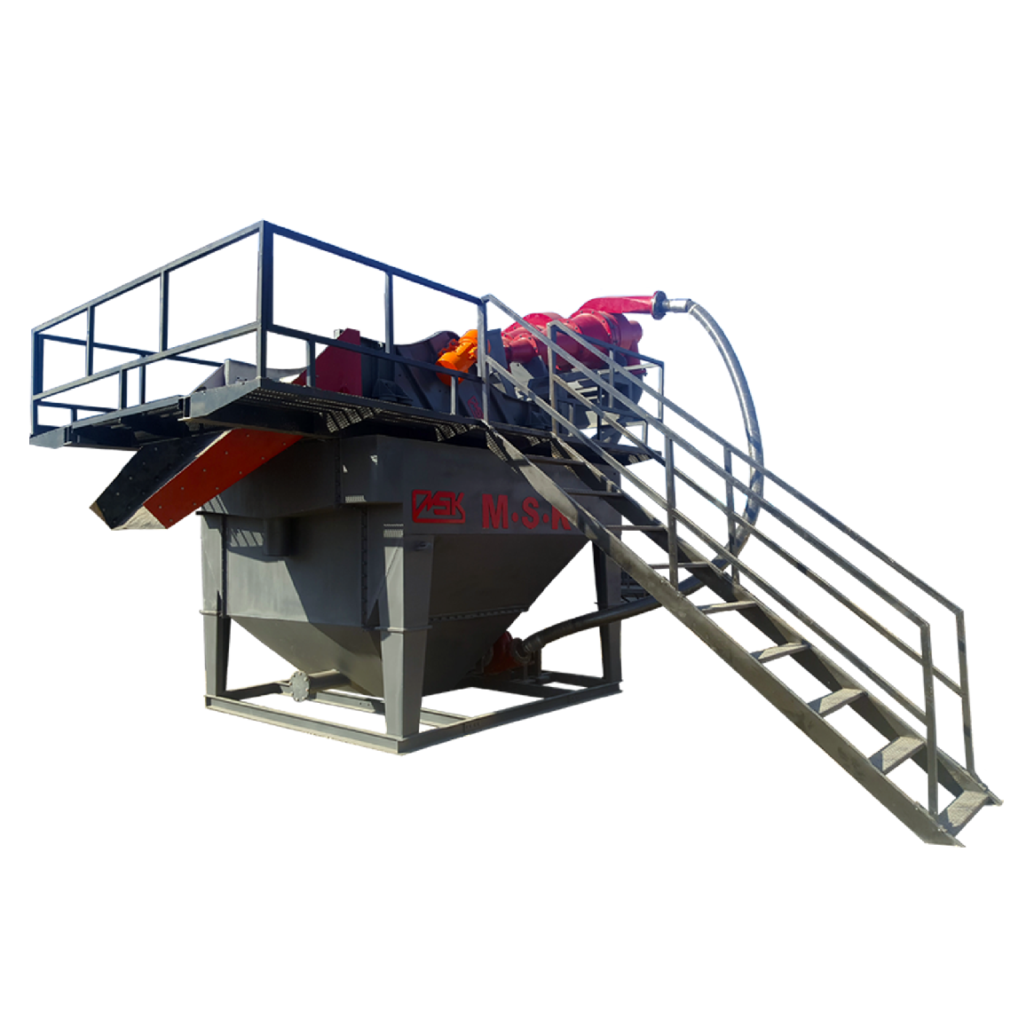 Dynamic Sand Washer